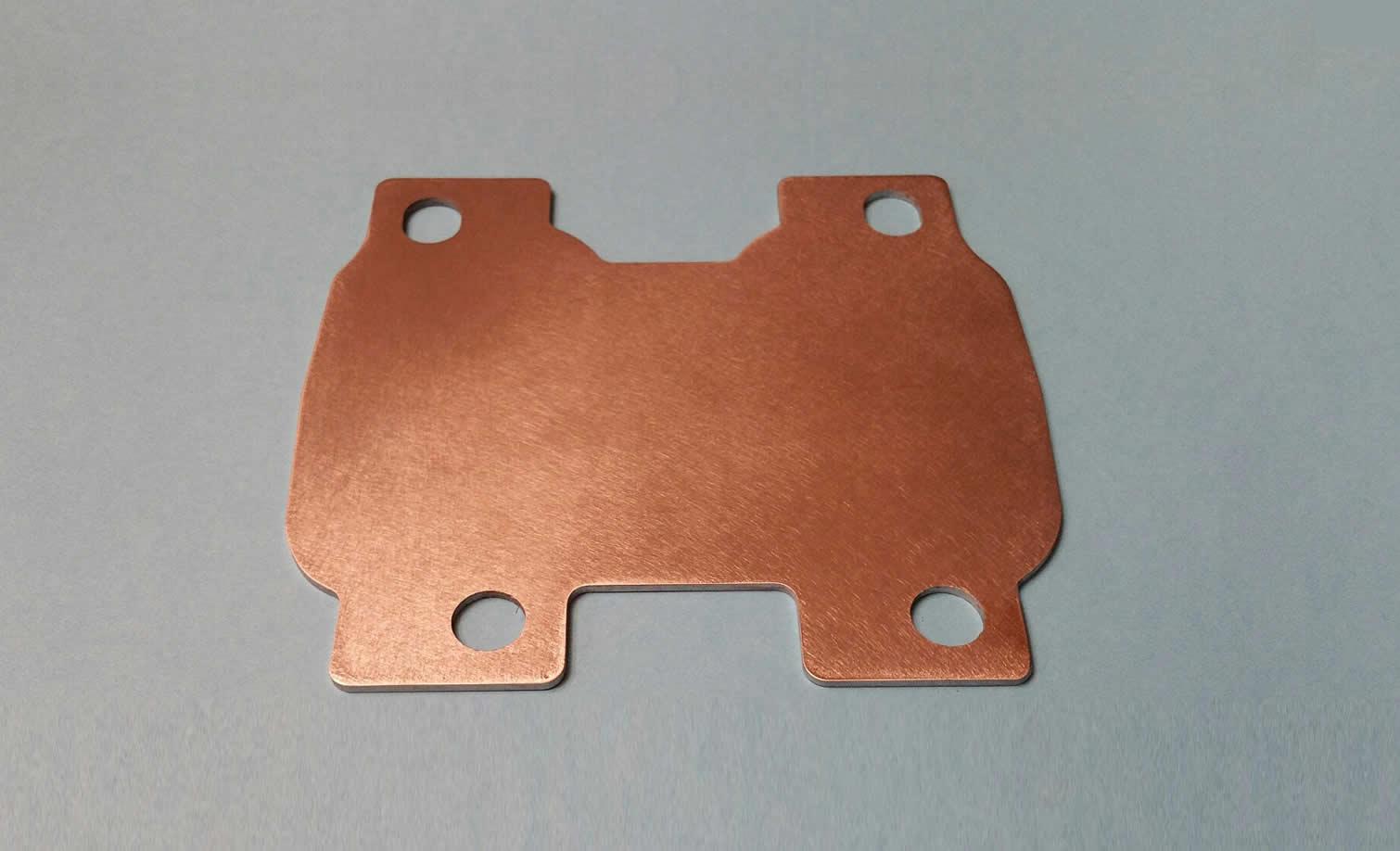 VOLVO D13, D11 EGR Delete Plate